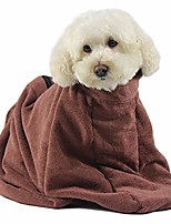 cheap -tfeng dog dry bag for most dog breeds fast drying dog towel l