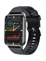 cheap -T10PRO Women's Smartwatch Bluetooth Heart Rate Monitor Blood Pressure Measurement Calories Burned Thermometer Information Pedometer Call Reminder Sleep Tracker Sedentary Reminder Find My Device