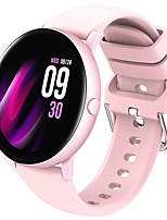 cheap -S22T Smartwatch Fitness Running Watch IP 67 Heart Rate Monitor Blood Pressure Measurement with Camera Stopwatch Pedometer Sleep Tracker 48mm Watch Case for Android iOS Men Women / Sedentary Reminder
