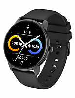 cheap -KW77 Smartwatch Fitness Watch IP68 Waterproof Heart Rate Monitor Blood Pressure Measurement ECG+PPG Alarm Clock for Android iOS Men Women / Sports / Long Standby