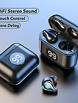 cheap -CIRCE M283 True Wireless Headphones TWS Earbuds Bluetooth 5.1 Stereo with Microphone with Volume Control for Apple Samsung Huawei Xiaomi MI  Zumba Yoga Fitness Mobile Phone