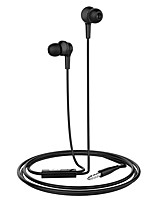 cheap -HOCO M50 Wired In-ear Earphone 3.5mm Audio Jack PS4 PS5 XBOX Stereo with Microphone HIFI for Apple Samsung Huawei Xiaomi MI  Mobile Phone