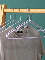 cheap -40 PCS Premium Rubber Coated Metal Hangers - Heavy Duty - Space Saving Organiser Clothes Hangers For Wardrobes Coat Rack Rails