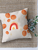 cheap -Modern Double Side Cushion Cover 1PC Soft Throw Pillow Cover Cushion Case Pillowcase for Bedroom Livingroom Superior Quality Machine Washable  Outdoor Cushion for Sofa Couch Bed Chair
