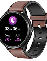 cheap -M10 Smartwatch Bluetooth Heart Rate Monitor Blood Pressure Measurement Calories Burned Thermometer Health Care ECG+PPG Stopwatch Pedometer Call Reminder Sleep Tracker