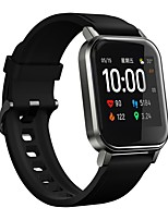cheap -HAYLOU LS02 Smartwatch Fitness Running Watch IP68 Sports Long Standby Smart Pedometer Sedentary Reminder Find My Device 36mm Watch Case for Android iOS Men Women