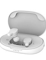 cheap -Remax TWS-3 True Wireless Headphones TWS Earbuds Bluetooth5.0 Ergonomic Design in Ear Long Battery Life for Apple Samsung Huawei Xiaomi MI  Mobile Phone