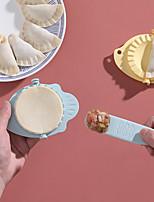 cheap -DIY Dumpling Maker Tool Wheat Straw Dumpling Pierogi Mold Dumpling Mold Clip Baking Mold Pastry Kitchen Accessories