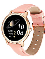 cheap -R18 Smartwatch Fitness Running Watch Pedometer Call Reminder Sedentary Reminder Heart Rate Monitor Blood Pressure Measurement Sports 42mm Watch Case for Android iOS Men Women