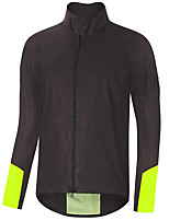 cheap -Men's Cycling Jacket Bike Top Quick Dry Moisture Wicking Sports Patchwork Blue / Grey / Green Clothing Apparel Bike Wear / Long Sleeve / Micro-elastic / Athleisure