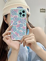 cheap -Phone Case For Apple Back Cover iPhone 12 Pro Max 11 SE 2020 X XR XS Max 8 7 Shockproof Dustproof Cartoon PU Leather TPU