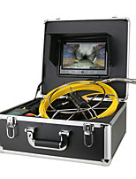 cheap -9 Inch 20/30/40/50M Cable with Meter Counter Sewer Pipe Inspection CameraDrain Sewer Pipeline Industrial Endoscope