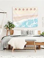 cheap -Ocean Wall Tapestry Art Decor Blanket Curtain Hanging Home Bedroom Living Room Decoration Polyester