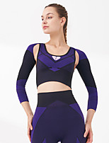 cheap -Shoulder Brace / Shoulder Support Sports Tactel Nylon PVA Yoga Fitness Gym Workout Stretchy Lightweight Breathable Shoulder Strength For Women