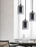 cheap -LED Pendant Light 15 cm Island Design Pendant Light Metal Vintage Style Island Painted Finishes Vintage Island 220-240V