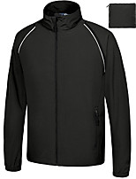 cheap -Men's Cycling Jacket Winter Fleece Nylon Bike Top Fleece Lining Warm Quick Dry Sports Solid Color Yellow / Red / Royal Blue Clothing Apparel Bike Wear / Long Sleeve / Athleisure