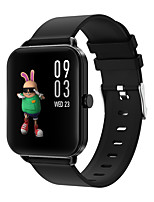 cheap -COLMI P18 Smartwatch Fitness Running Watch Bluetooth Sleep Tracker Heart Rate Monitor Blood Pressure Waterproof Sports Message Reminder IP 67 39mm Watch Case for Android iOS Men Women