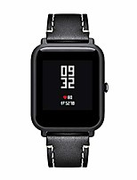 cheap -vintage leather smartwatch bands compatible with samsung galaxy 46mm/gear s3/watch 3 45mm,huawei watch gt 2/pro/classic,amazfit gtr 47mm/gtr 2 4 colors 2 designs leather smartwatch straps 22mm