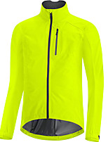 cheap -Men's Cycling Jacket Winter Bike Top Quick Dry Sports Solid Color Green Clothing Apparel Bike Wear / Long Sleeve / Micro-elastic / Athleisure