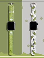 cheap -Smart Watch Band for Apple iWatch 1 pcs Sport Band TPE Replacement  Wrist Strap for Apple Watch Series SE / 6/5/4/3/2/1