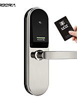 cheap -Factory Price free software aluminum alloy modern minimalist style Door Lock Suitable For Airbnb And Rental House