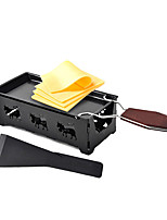 cheap -Wooden Handle Cheese Oven Utility 3-Piece Set Baking Mini Non-stick Bakeware Baking Tools