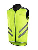 cheap -Men's Cycling Vest Summer Bike Vest / Gilet Sports Green Clothing Apparel Bike Wear / Sleeveless / Micro-elastic