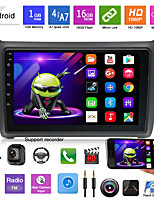 cheap -P0825 9 inch Android Car MP5 Player / Car GPS Navigator Touch Screen / GPS / MP3 for Volkswagen Support