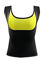 cheap -S-6XL Women Neoprene Shaperwear Waist Traine Push Up Vest Belly Belly Belt Body Shaper Waist Cincher Corset