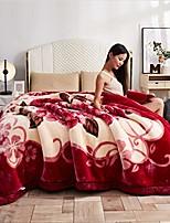 cheap -plush blanket king size 2 ply fleece blanket heavy korean full size blanket soft wrap blanket king size winter blankets,b,22.3m/4.5kg