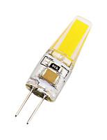 cheap -10pcs 5pcs 1pc 1.2 W LED Bi-pin Lights 120 lm G4 2 LED Beads COB