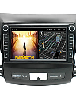 cheap -Android 9.0 Autoradio Car Navigation Stereo Multimedia Player GPS Radio 8 inch IPS Touch Screen for Mitsubishi outlander 2006-2015 1G Ram 32G ROM Support iOS System Carplay