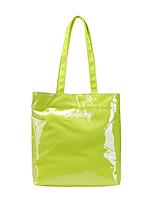 cheap -Girls' Bags Canvas Tote Zipper Fashion Daily Date Tote Handbags Green White Black Brown