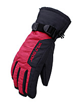 cheap -Ski Gloves Snow Gloves for Women Thermal Warm Waterproof Windproof Woven TPU Full Finger Gloves Snowsports for Cold Weather Winter Skiing Snowsports Snowboarding
