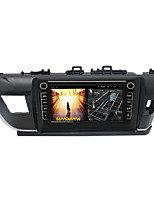 cheap -Android 9.0 Autoradio Car Navigation Stereo Multimedia Player GPS Radio 8 inch IPS Touch Screen for Toyota Corolla TW 2014-2016 1G Ram 32G ROM Support iOS System Carplay