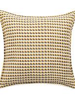 cheap -scandinavian style yellow pillow cushion geometric pillow sofa pillowcase car office chair bedside waist