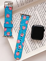 cheap -Smart Watch Band for Apple iWatch 1 pcs Sport Band PC Replacement  Wrist Strap for Apple Watch Series 7 / SE / 6/5/4/3/2/1 Apple Watch Series SE / 6/5/4/3/2/1