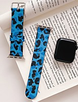 cheap -Smart Watch Band for Apple iWatch 1 pcs Sport Band PC Replacement  Wrist Strap for Apple Watch Series 7 / SE / 6/5/4/3/2/1