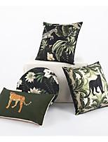cheap -american pastoral light luxury living room sofa leopard pillow retro cushion bedside office cushion pillow pillowcase wholesale