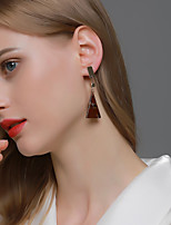 cheap -Women's Earrings Geometrical Stylish Simple Earrings Jewelry Gold For Street