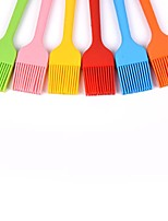 cheap -color small all-in-one all-inclusive silicone whisk, cream brush, barbecue brush, oil whisk