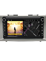 cheap -Android 9.0 Autoradio Car Navigation Stereo Multimedia Player GPS Radio 8 inch IPS Touch Screen for Toyota Camry 2006-2011 1G Ram 32G ROM Support iOS System Carplay