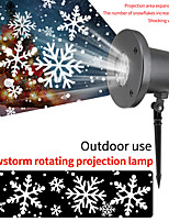 cheap -Star Galaxy Projector Light Projector Light Garden Lights Laser Light Projector Waterproof Projector Christmas Party Outdoor White