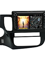cheap -Android 9.0 Autoradio Car Navigation Stereo Multimedia Player GPS Radio 8 inch IPS Touch Screen for Mitsubishi outlander 2017 1G Ram 32G ROM Support iOS System Carplay