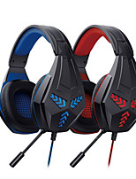 cheap -M204 Gaming Headset 3.5mm Audio Jack PS4 PS5 XBOX Ergonomic Design Retractable Stereo for Apple Samsung Huawei Xiaomi MI  PC Computer Gaming