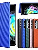 cheap -Phone Case For Motorola Full Body Case Moto E7 Moto G9 Power MOTO G9 PLAY MOTO one action MOTO E6 play one hyper Moto G8 Moto G8 Power Moto G Power Moto G8 Power Lite Card Holder Shockproof Dustproof