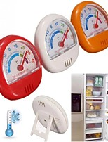 cheap -Kitchen Fridge Freezer Dial Thermometer Hanging Hook Or Wall Mounted Household Merchandises
