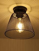 cheap -LED Ceiling Light 20 cm Island Design Flush Mount Lights Metal Vintage Style Painted Finishes Vintage Country 220-240V