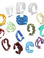 cheap -Ring Hollow Out Alloy Stylish Unique Design Colorful 1pc One Size / Open Cuff Ring