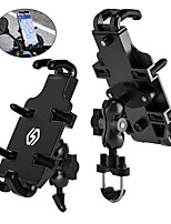 cheap -Phone Holder Stand Mount Car Bike & Motorcycle Phone Mount Phone Holder Adjustable Aluminum Alloy Phone Accessory iPhone 12 11 Pro Xs Xs Max Xr X 8 Samsung Glaxy S21 S20 Note20